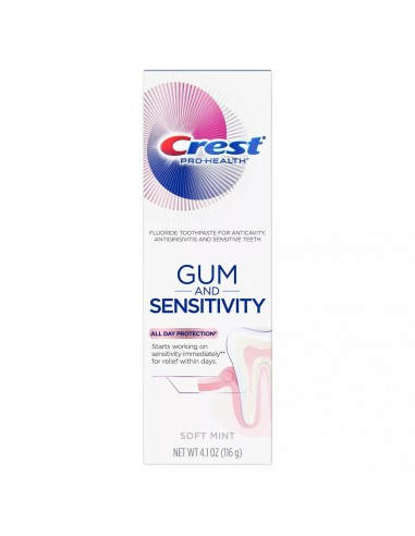 Зубная паста Crest Pro-Health Gum and Sensitivity All Day Protection фото 1