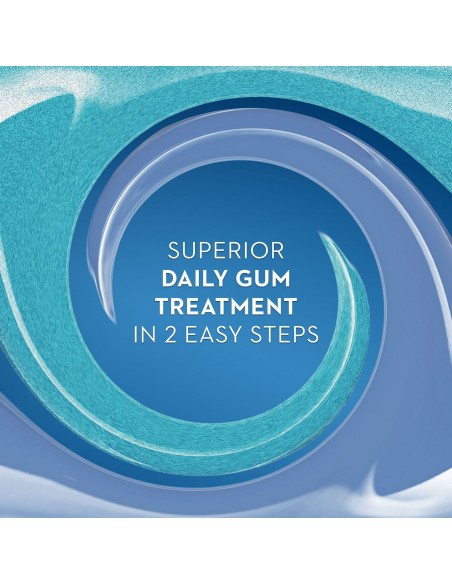 Двухступенчатая зубная паста Crest Pro-Health Gum Detoxify + Whitening Two-Step фото 8