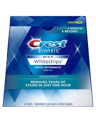 Crest 3D White Whitestrips 1 Hour Express фото 1