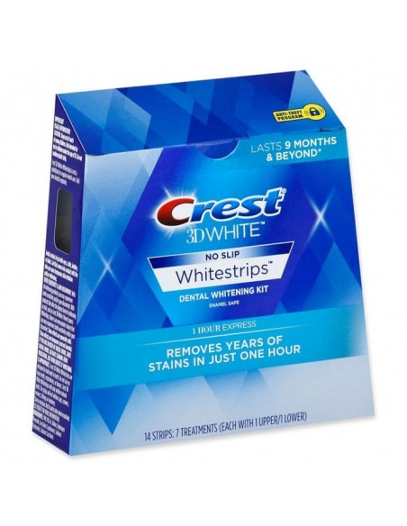 Crest 3D White Whitestrips 1 Hour Express фото 3