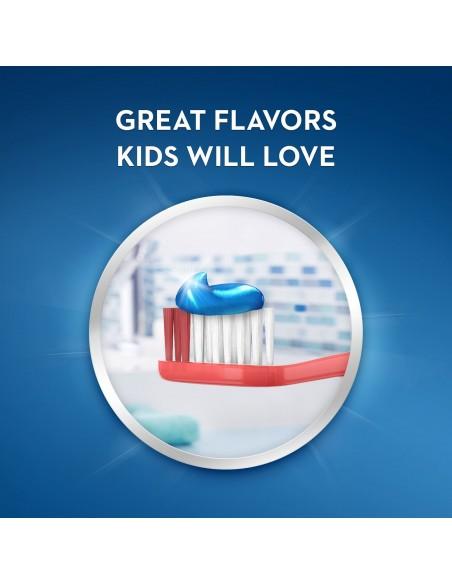 Детская зубная паста Crest Kid's Cavity Protection фото 5