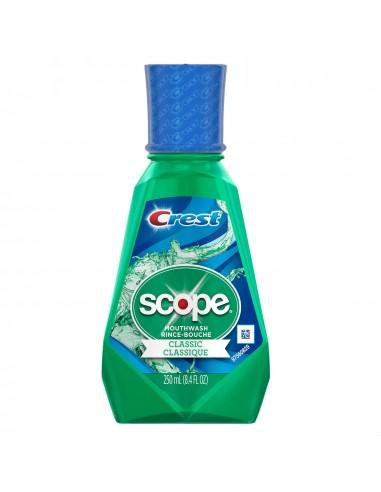 Ополаскиватель для полости рта Crest Plus Scope Classic Mouthwash Mint фото 1
