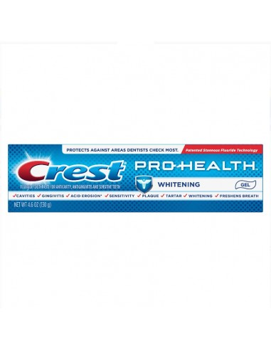 Зубная паста Crest Pro-Health Whitening Gel фото 1