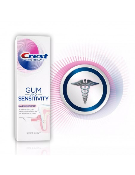 Зубная паста Crest Pro-Health Gum and Sensitivity All Day Protection Mini фото 2