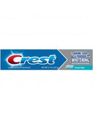 Отбеливающая зубная паста Crest Baking Soda & Peroxide Whitening with Tartar Protection фото 1