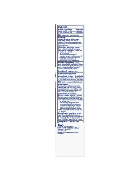Отбеливающая зубная паста Crest Plus Complete Whitening Cinnamon Expressions фото 2