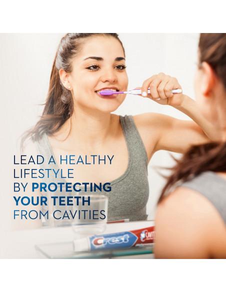 Зубная паста Crest Cavity Protection Regular Paste фото 6