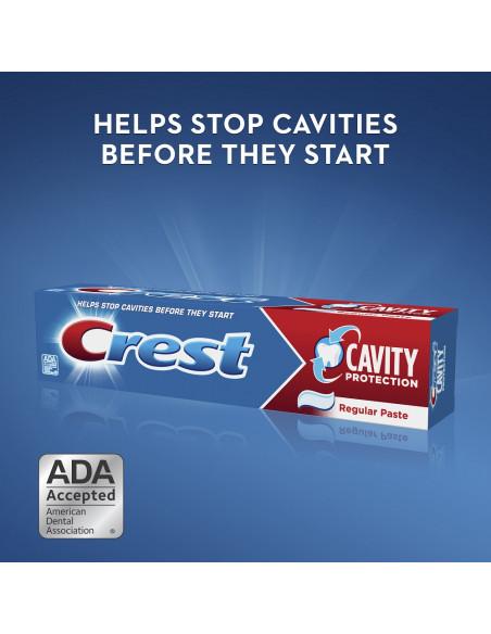 Зубная паста Crest Cavity Protection Regular Paste фото 3