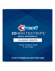 Crest 3D Whitestrips Classic White фото 1