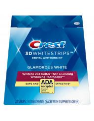 Crest 3D White Whitestrips Glamorous White фото 1