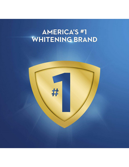 Crest 3D Whitestrips Charcoal Mint фото 10