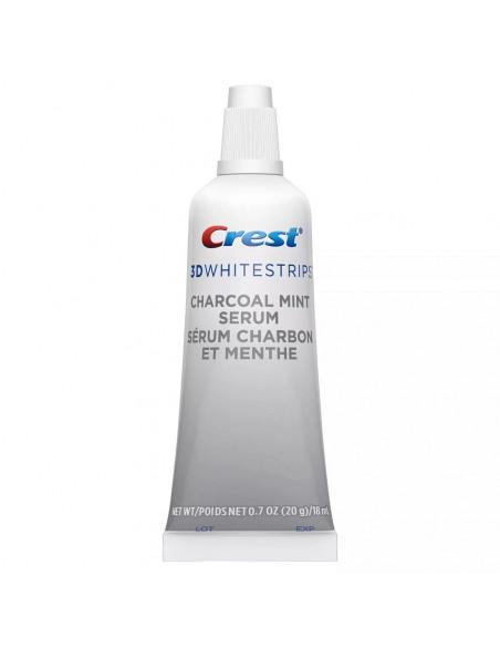 Crest 3D Whitestrips Charcoal Mint фото 4