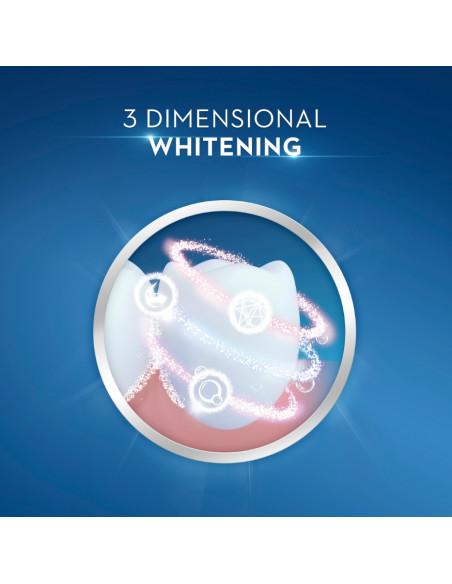 Отбеливающая зубная паста Crest 3D White Luxe Glamorous White фото 5