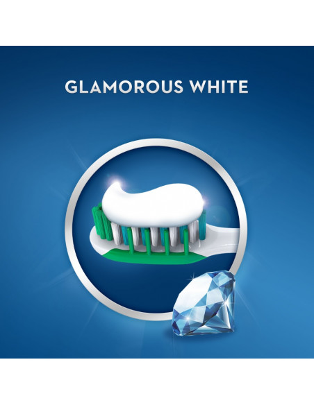 Отбеливающая зубная паста Crest 3D White Luxe Glamorous White фото 4