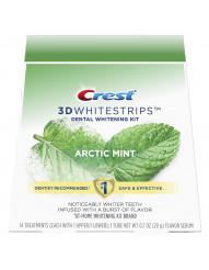 Crest 3D Whitestrips Arctic Mint фото 1