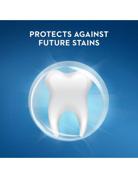 Отбеливающая зубная паста Crest 3D White Charcoal фото 6