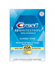 Crest 3D White Whitestrips Classic Vivid фото 1