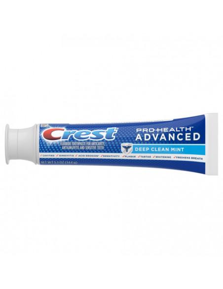 Зубная паста Crest Pro Health Advanced Deep Clean Mint фото 2