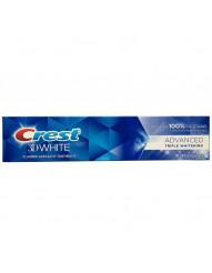 Отбеливающая зубная паста Crest 3D White Advanced Triple Whitening фото 1