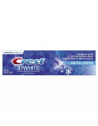 Отбеливающая зубная паста Crest 3D White Arctic Fresh фото 1