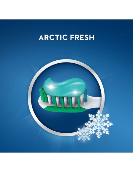 Отбеливающая зубная паста Crest 3D White Arctic Fresh фото 4