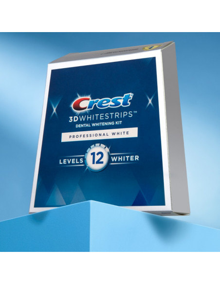 Crest 3D Whitestrips Professional White New 2021 фото 3