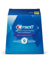 Crest 3D Whitestrips Brilliance White New 2021 фото 1