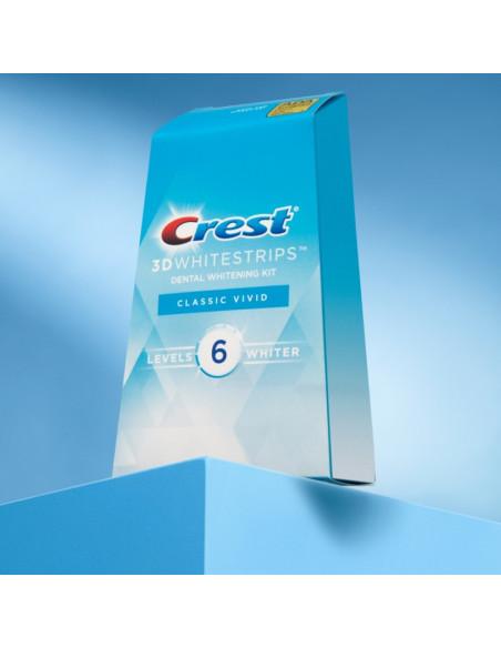 Crest 3D Whitestrips Classic Vivid New 2021 фото 3