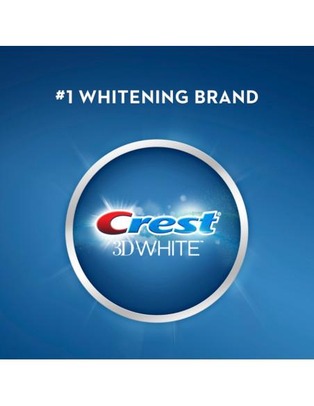 Отбеливающая зубная паста Crest 3D White Brilliance Vibrant Peppermint фото 7