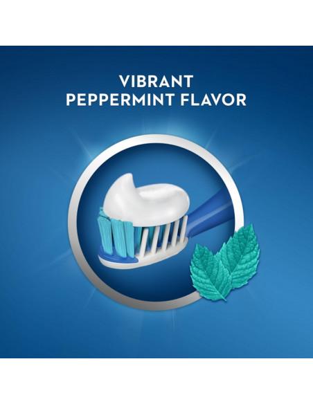 Отбеливающая зубная паста Crest 3D White Brilliance Vibrant Peppermint фото 6