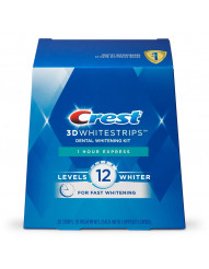 Crest 3D Whitestrips 1 Hour Express New 2021 фото 1