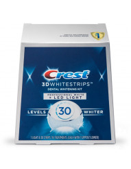 Crest 3D Whitestrips Professional White with LED Accelerator Light фото 1