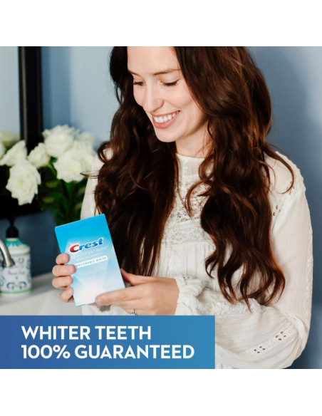Crest 3D Whitestrips Noticeably White New 2021 фото 7