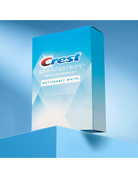 Crest 3D Whitestrips Noticeably White New 2021 фото 4