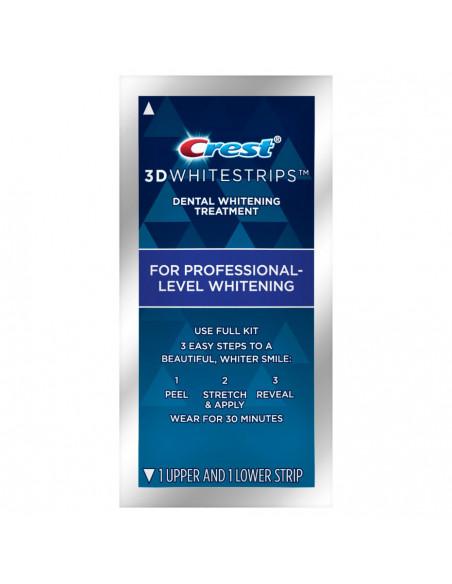 Crest 3D White Whitestrips Professional Effects курс на 6 дней фото 2