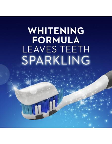 Отбеливающая зубная паста Crest 3D White Brilliance Vibrant Peppermint New фото 11