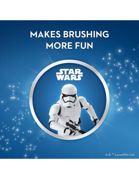 Детская зубная паста Crest Star Wars Minty Breeze фото 6