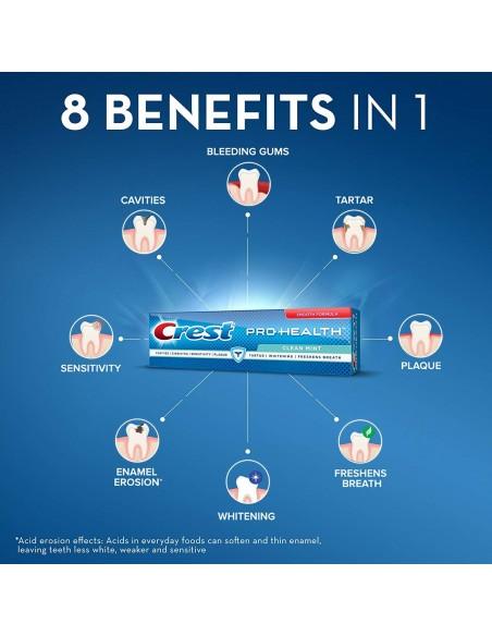 Зубная паста Crest Pro-Health Clean Mint фото 5