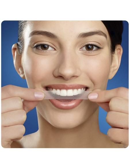 Отбеливающие полоски для зубов Crest 3D White Whitestrips Monthly Whitening Boost Mini фото 4