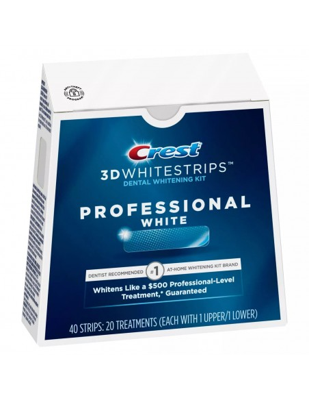 Crest 3D Whitestrips Professional White фото 3