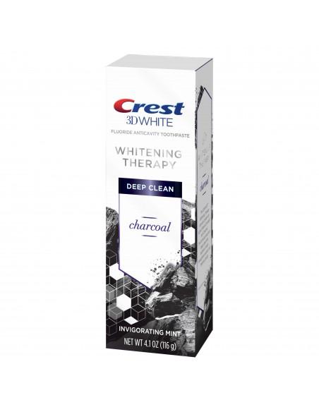 Отбеливающая зубная паста Crest 3D White Whitening Therapy Charcoal фото 3