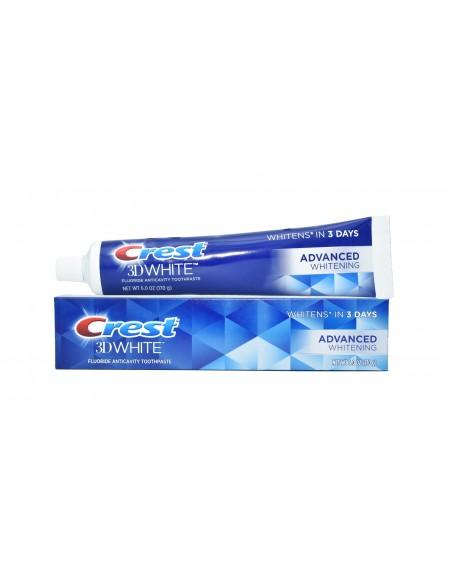Отбеливающая зубная паста Crest 3D White Advanced Whitening фото 2