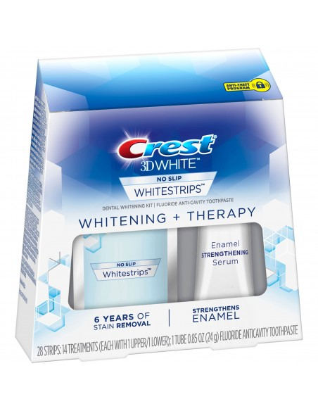 Crest 3D White Whitestrips Whitening + Therapy фото 3
