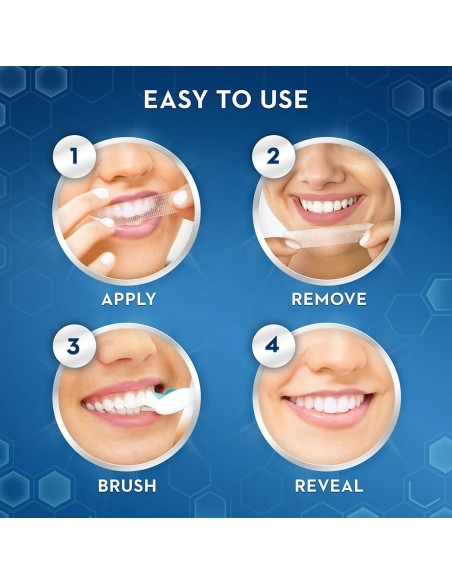Crest 3D White Whitestrips Whitening + Therapy фото 8