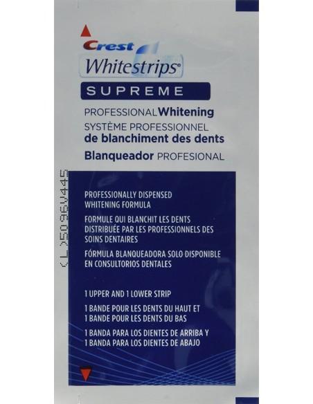 1/7 Crest Whitestrips Supreme Professional фото 2