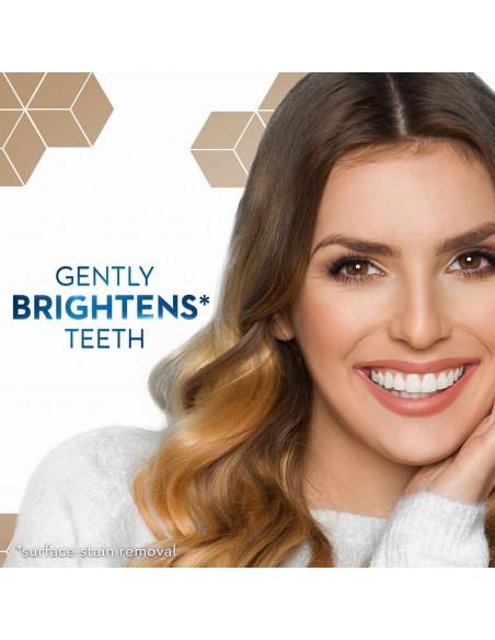 Отбеливающая зубная паста Crest 3D White Whitening Therapy Gentle Care Coconut Oil фото 8