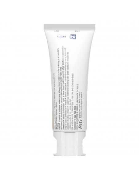 Отбеливающая зубная паста Crest 3D White Whitening Therapy Gentle Care Coconut Oil фото 4