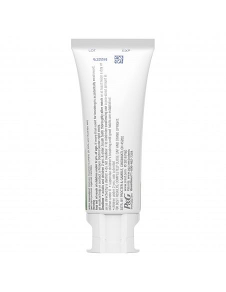 Отбеливающая зубная паста Crest 3D White Whitening Therapy Spearmint Oil фото 3