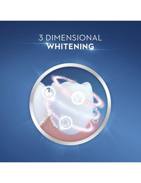 Отбеливающая зубная паста Crest 3D White Stain Eraser Icy Clean Mint фото 5