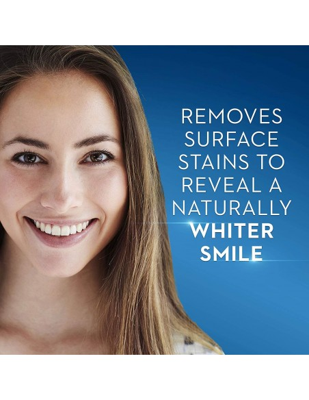 Отбеливающая зубная паста Crest Complete Multi-Benefit Whitening + Deep Clean фото 8